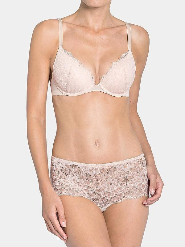 "Triumph push up liemenėlė ""Dream Spotlight WHU Nude"""